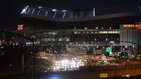 丹佛Mile High体育场,科罗拉多,美国 股票视频