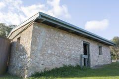 丹尼斯小屋, Waitpinga,南澳大利亚 免版税库存图片