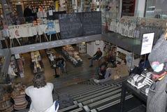 丹麦作者金LEINE_READS MARATHAN 免版税库存图片