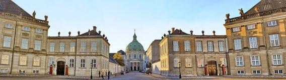 丹麦哥本哈根 免版税库存图片