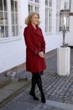 丹麦最初MINISTER_WOMEN天庆祝 免版税库存图片