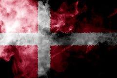 丹麦标志国民 皇族释放例证
