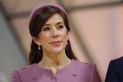 丹麦的玛丽伊丽莎白公主 库存图片