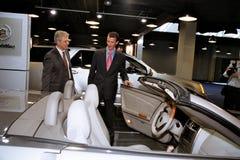 丹麦约阿希姆AT王子车展2004年 库存图片