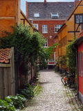 丹麦赫尔新哥 库存照片