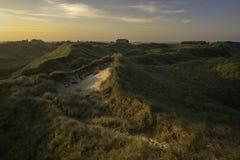 丹麦风景 库存图片