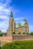 丹麦-西兰地区-哥本哈根市中心-全景vi 库存照片