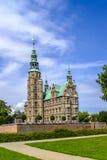 丹麦-西兰地区-哥本哈根市中心-全景vi 免版税图库摄影