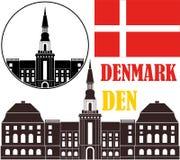 丹麦 库存图片
