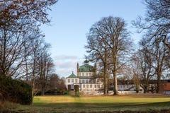 丹麦fredensborg宫殿 库存图片