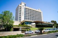 丹Carmel旅馆 免版税图库摄影