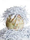 为了地球回收 免版税图库摄影