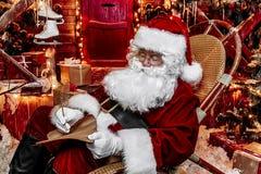 为圣诞节做准备 免版税图库摄影