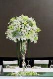 婚礼表 库存图片