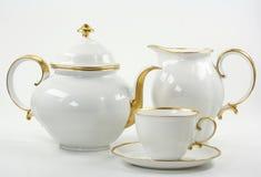 为茶服务 免版税图库摄影