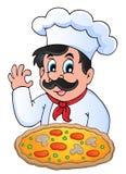 主厨主题图象6 免版税库存图片