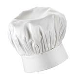 主厨帽子 免版税库存照片