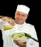 主厨油橄榄 免版税库存照片