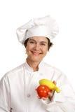 主厨系列veggetables 免版税库存照片