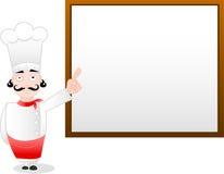 主厨菜单s 图库摄影