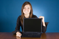 主席计算机显示器s屏幕 库存照片