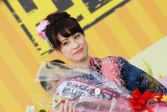 主要阶段的富士小姐 免版税库存图片