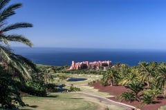 丽思卡尔顿, ABAMA (加那利群岛) 免版税库存图片