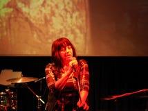 丽迪雅午餐音乐会在都灵 免版税图库摄影