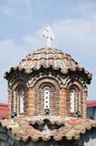 久尔久,罗马尼亚圣乔治修道院  免版税图库摄影