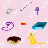 什么您为您的猫需要 向量例证