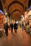 义卖市场伊斯坦布尔香料火鸡 免版税库存图片