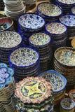 义卖市场全部伊斯坦布尔火鸡 库存照片