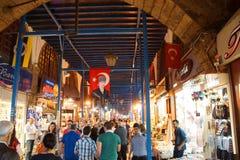 义卖市场全部伊斯坦布尔 免版税图库摄影