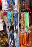 义卖市场用草本和香料在阿斯旺 免版税图库摄影