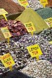 义卖市场香料 免版税图库摄影
