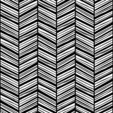 黑之字形线 库存图片