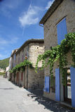 之家在普罗旺斯 免版税库存图片