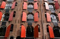 之家在阿姆斯特丹 免版税库存照片