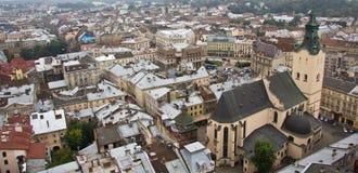 乌克兰利沃夫州 库存照片