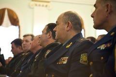 乌克兰官员 库存照片