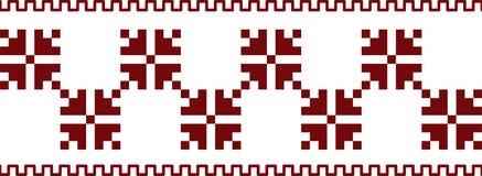 乌克兰模式 免版税库存照片