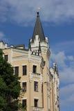 乌克兰的历史的城堡 免版税库存照片