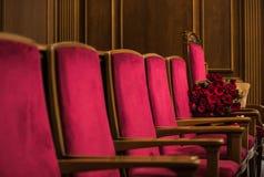 乌克兰的Verkhovna Rada的会议 免版税库存图片