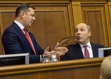 乌克兰的Verkhovna Rada 免版税库存图片