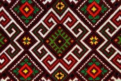 乌克兰种族装饰品 库存图片