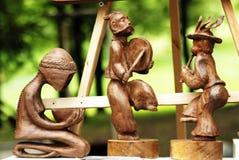 乌克兰纪念品玩偶 免版税库存图片