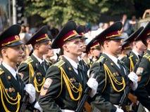 乌克兰语的战士 图库摄影