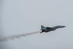 乌克兰语米格-29 免版税图库摄影