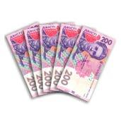 乌克兰金钱 免版税图库摄影