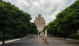 乌克兰, Chernivtsi,大学 库存照片
